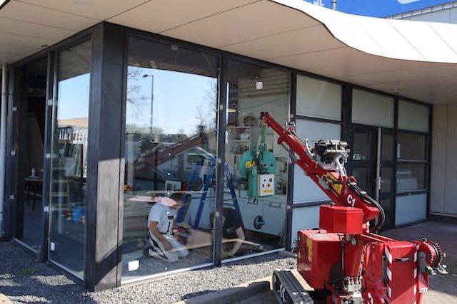 Mellink Schilders glaszettersbedrijf Enschede