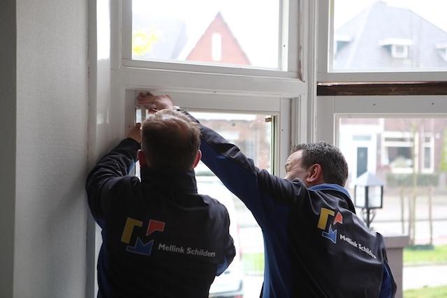 Glaszettersbedrijf Mellink Enschede glaszetterswerkzaamheden woning