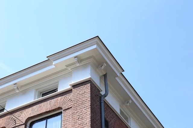 Buitenschilderwerk Citypastoraat Enschede Mellink Schilders